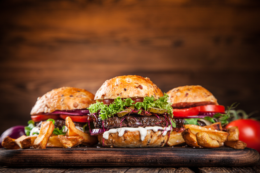Image result for hamburgers