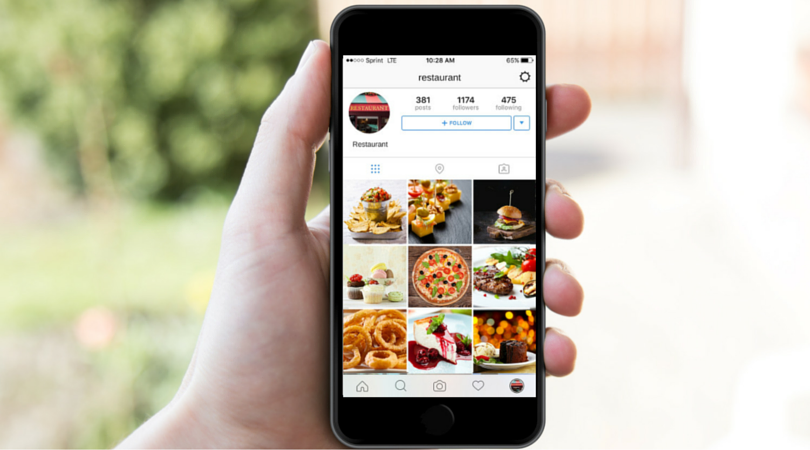 Harness The Power Of Instagram For Your Restaurant