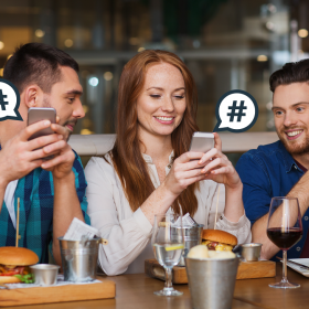 4 Ways to Use Hashtags for Your Restaurant