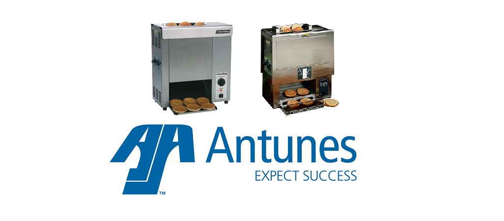 Antunes VCT Roundup Bun Toaster Troubleshooting