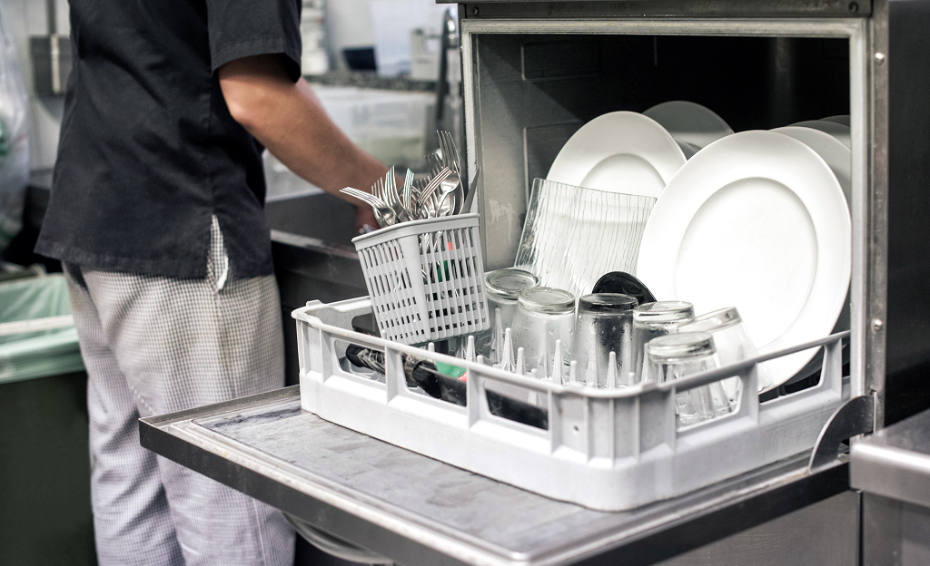 Hobart Dishwasher Troubleshooting | Parts Town