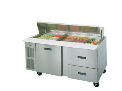 Randell 9045K-7 Prep Table