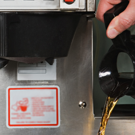 How to Clean a Commercial Coffee Machine