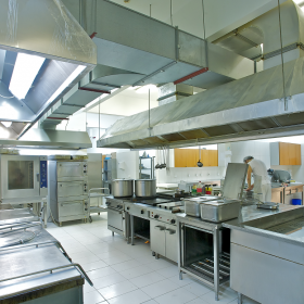 How to Clean a Commercial Range Hood