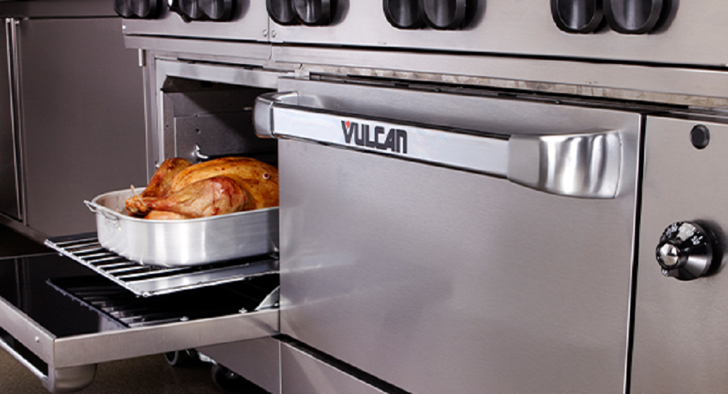 How to Clean a Vulcan Hart Oven
