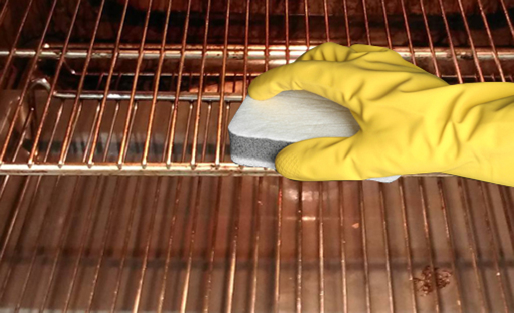 How to Clean a Hobart Convection Oven