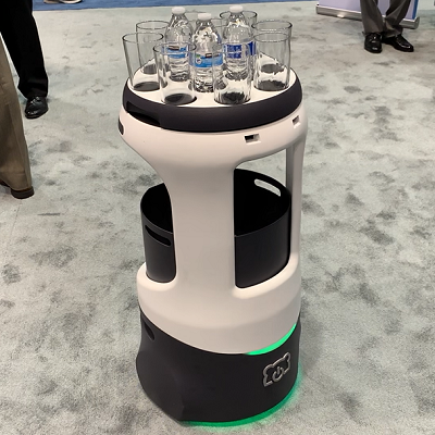 Bear Robotics Penny Foodservice Robot