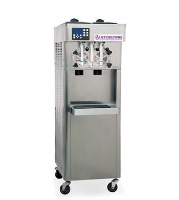 Stoelting F231 Gravity Fed Soft Serve Ice Cream Machine