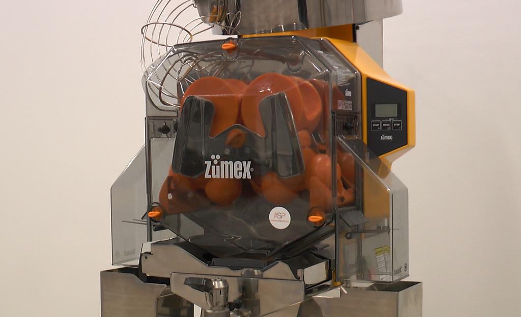 Zumex Speed Pro Juicer Troubleshooting-Error Codes