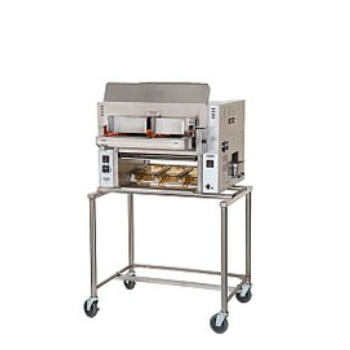 Nieco JF63 Automatic BroilVection Commercial Broiler-How to Clean a Nieco Broiler