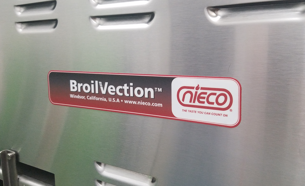 Nieco Broiler Troubleshooting