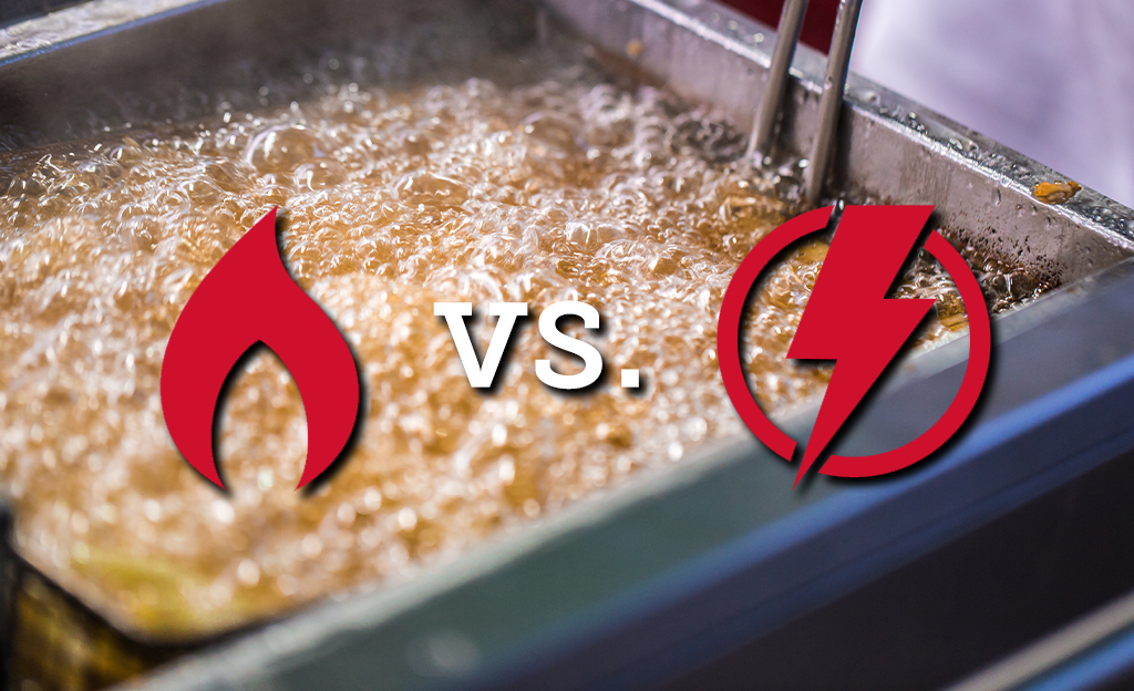 Commercial Gas vs. Electric Fryers