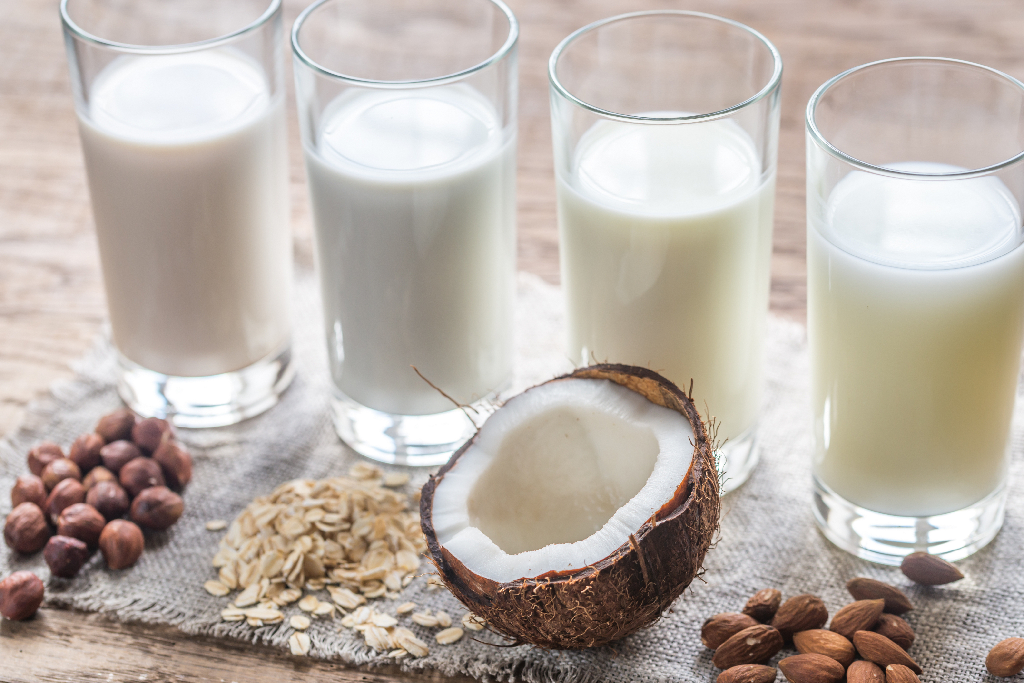Different Non-Dairy Milks-Non-Dairy Milk Alternatives to Use in Your Cafe or Restaurant