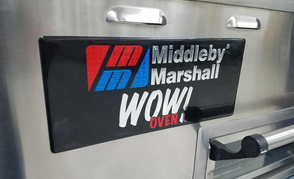 Middleby Marshall Impingement Oven Troubleshooting-WOW Pizza Oven(Logo)