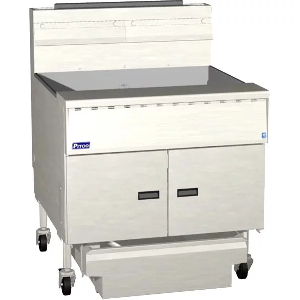 Pitco Floor Fryer SGM1824-Types of Commercial Deep Fryers: Buying Guide