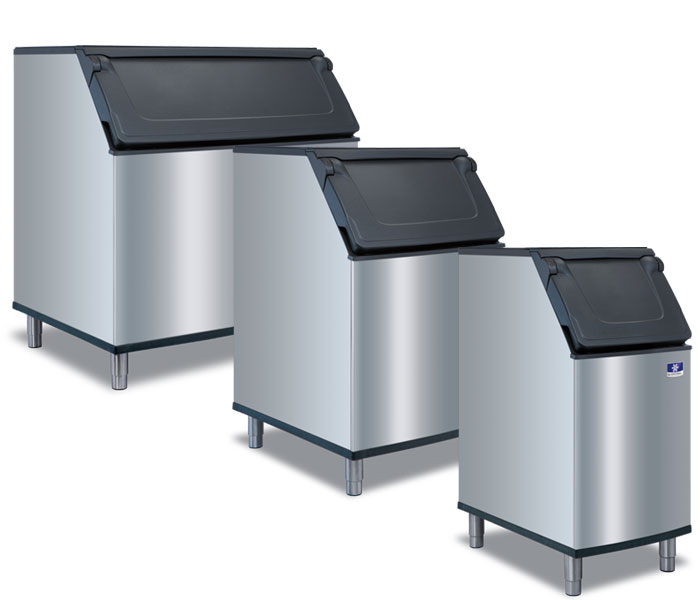 Commercial Ice Bins-Types of Ice Machines: Buying Guide