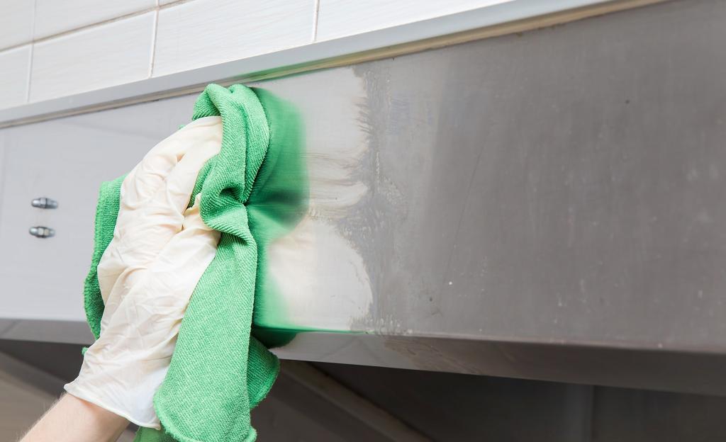 Lista de verificação de manutenção da exaustor da cozinha comercial