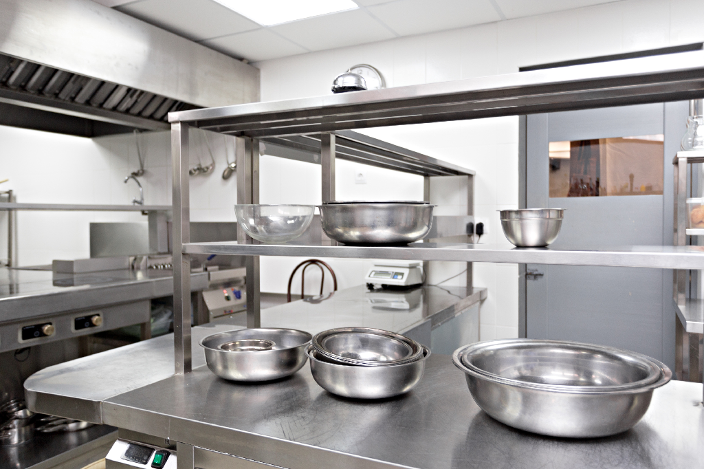 How To Clean Stainless Steel Countertops In A Commercial Kitchen Parts Town