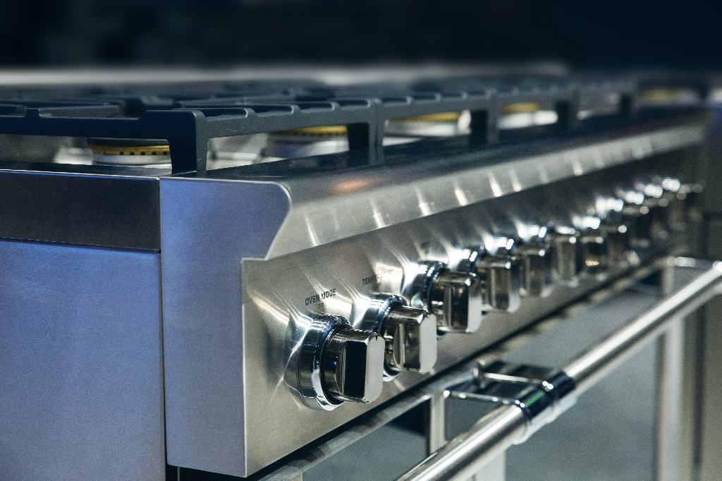 Stainless Steel Commercial Oven with Range-Types of Commercial Ovens Buying Guide