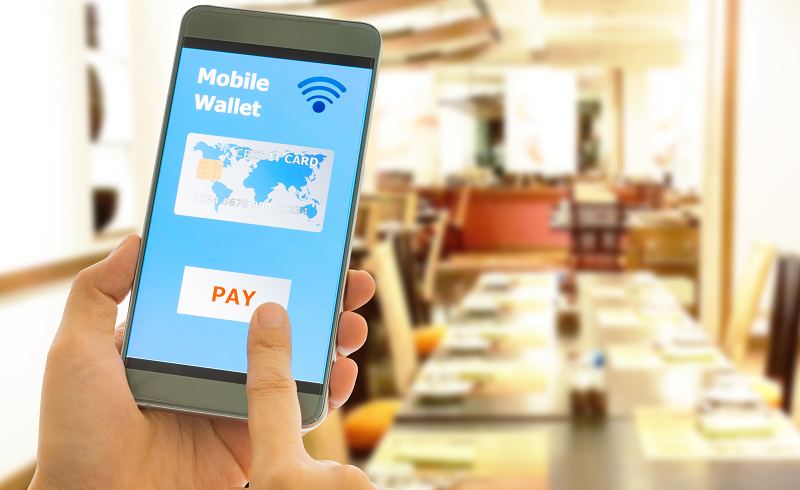 Mobile Pay App-Fast Food Trends 2021