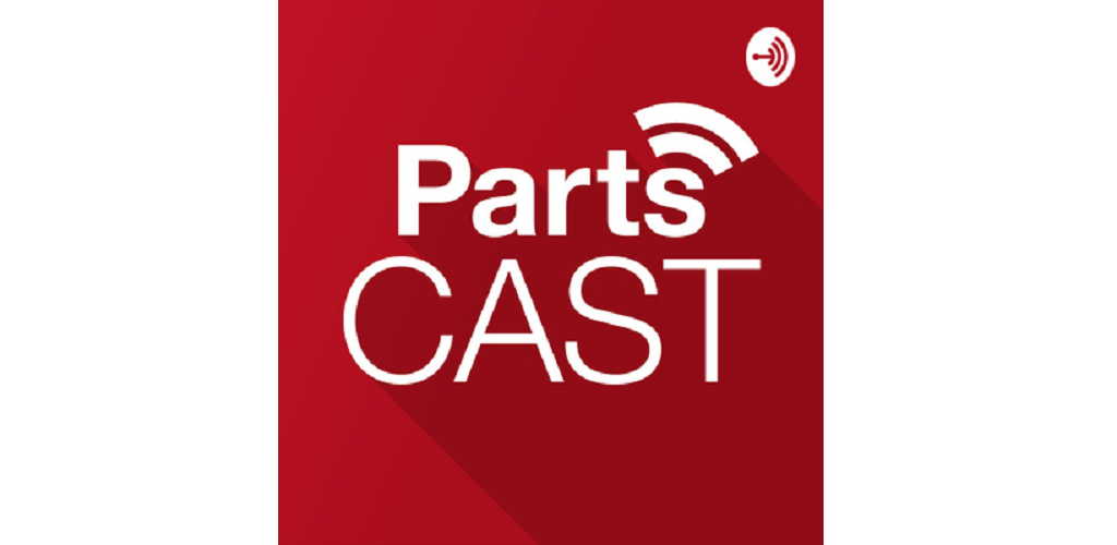 New PartsCast Logo