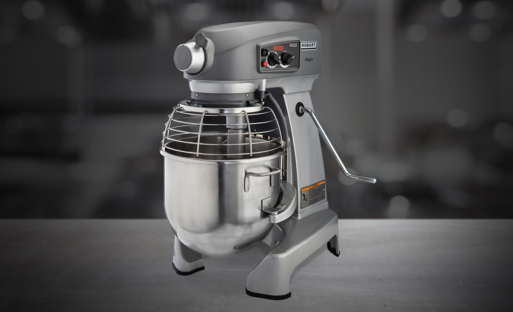 How to Clean a Commercial Stand Mixer