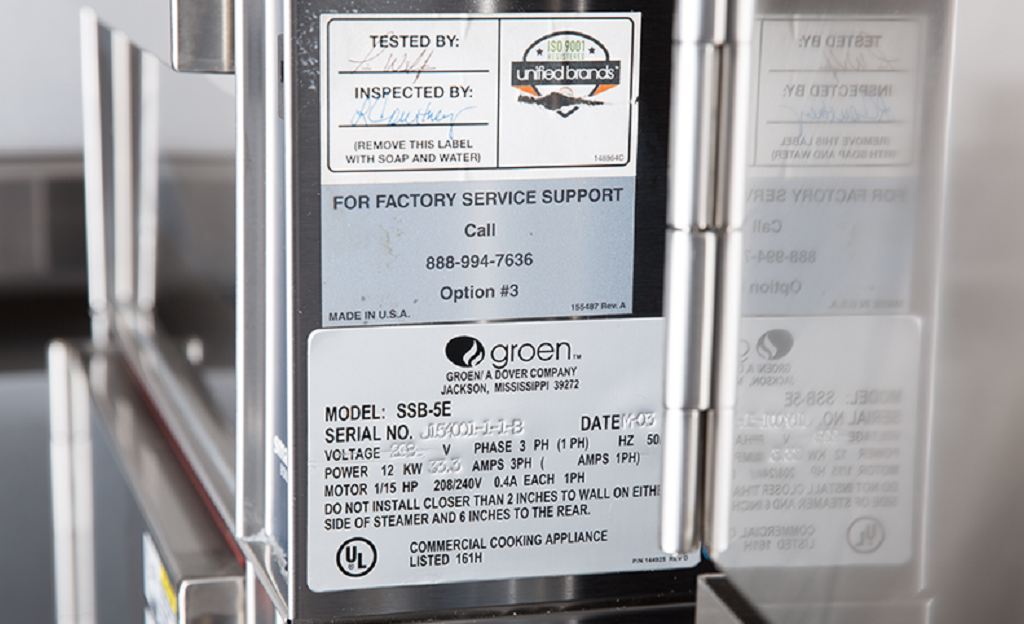 What Serial Numbers Reveal about Your Food Equipment-Serial Number Lookup