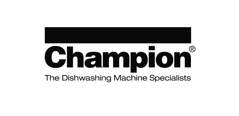 Champion Dishwasher Troubleshooting-Champion Logo