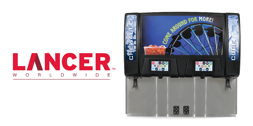 Lancer Worldwide TwinPour 44 Ice Beverage Dispenser Preview