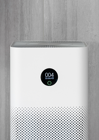 Types of Air Purifiers Buying Guide-Air Purifier in Room