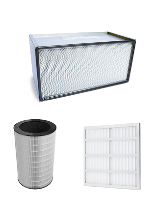Types of Air Purifiers Buying Guide-HEPA filter-Pre-filter