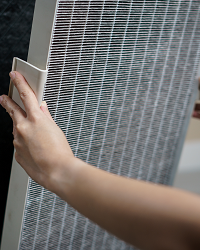 Types of Air Purifiers Buying Guide-HVAC Attached Purifier