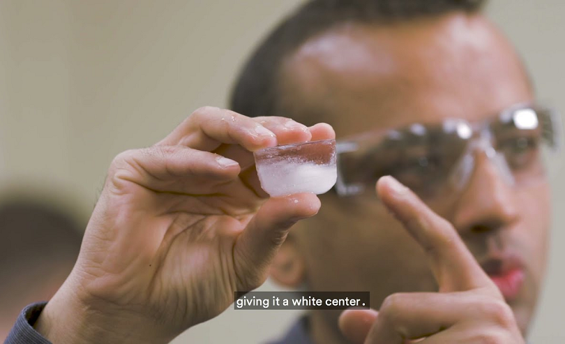 How 3M Water Filters Make Clear Ice