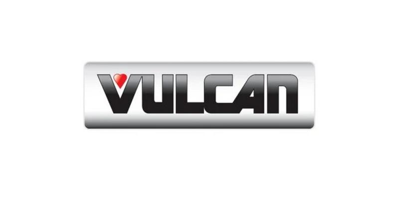 Vulcan Steamer Troubleshooting-Vulcan Logo