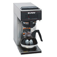 Bunn VP17 Pourover Coffee Maker-How to Clean a Bunn Coffee Machine