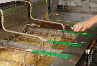 Cleaning a Commercial Fryer