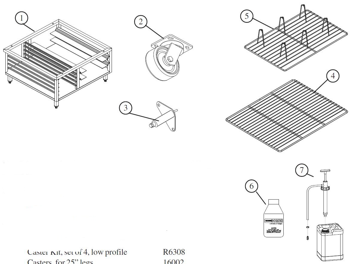 Blodgett Bc14g Series Parts Diagram Town Drawer Assy And List For Sharp Microwaveparts Model Accessories