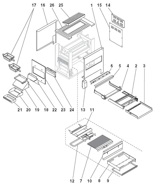 Duke Fbb 120 Parts Diagram