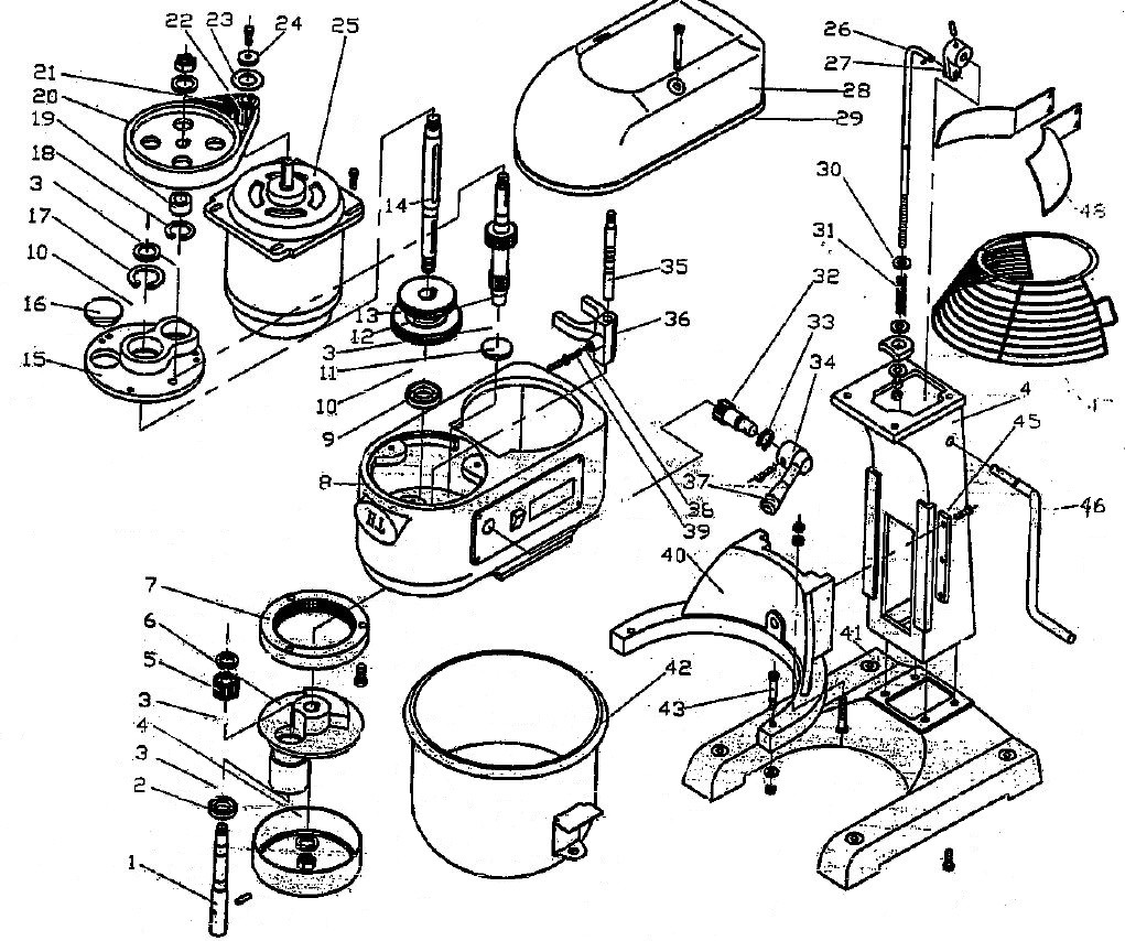 Linkrich B10 Parts Diagram Town Drawer Assy And List For Sharp Microwaveparts Model Mixer