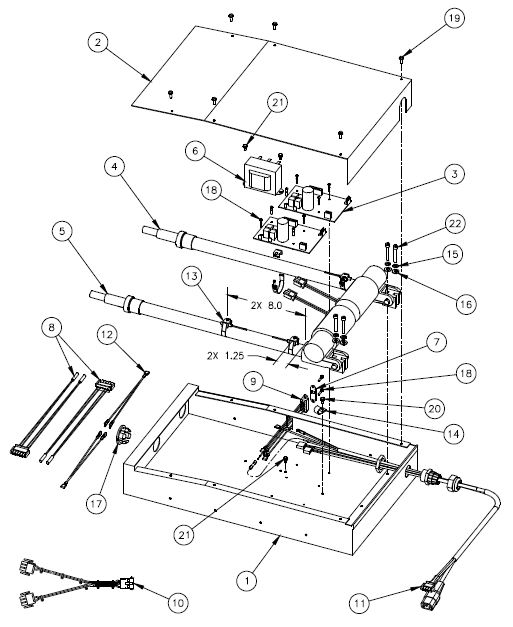 Pitco Sg14 Parts Diagram